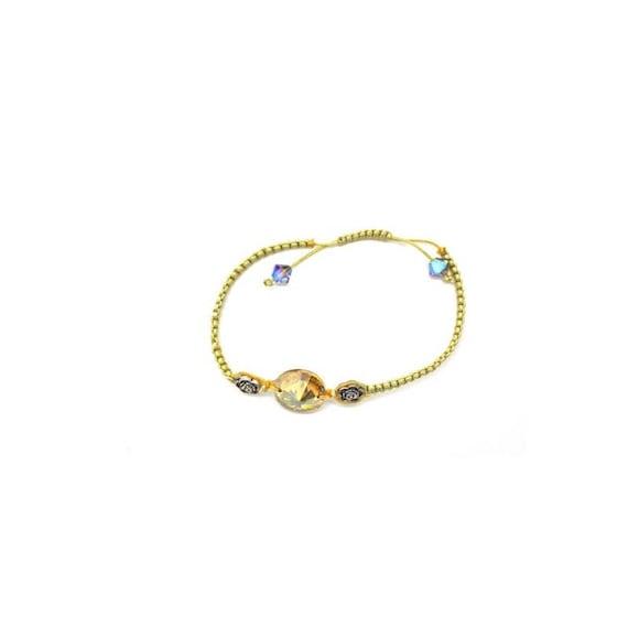 SHAMBALLA CABOCHON SWAROVSKI Bracelet