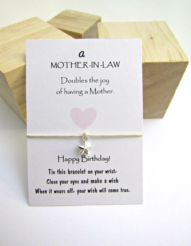 Mother In Law Birthday Gift For