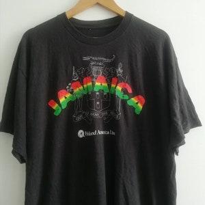 Vintage 90s Marijuana Tshirt size XLraggaebob marleyjimmy HendrixMichael JacksonEric clapton