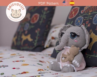 Amigurumi, muñecos de animalitos (Spanish Edition) - Kindle edition by  Quinteros, Marta. Crafts, Hobbies & Home Kindle eBooks @ Amazon.com. | 270x340
