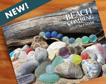 Beachcombing 2022 Wall Calendar