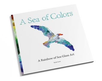 A Sea of Colors - Sea Glass Colors Book