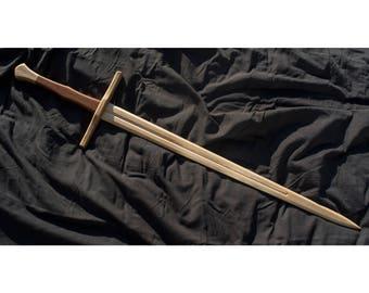 Medieval  Longsword - Handmade Wooden Sword