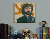 Tyrion Lannister - Original Oil Painting