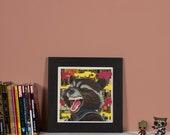 Guardians - High quality print of Rocket Raccoon