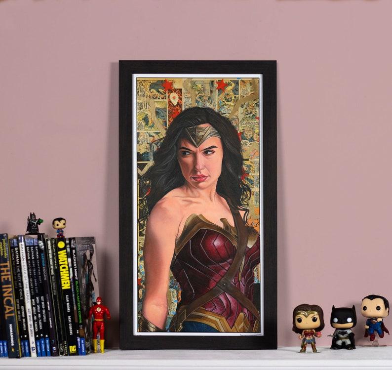 Wonder Woman  High quality print image 0