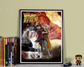 Back to the Quantum Realm - High Quality print
