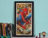 Spider-Man: Homecoming - High quality print