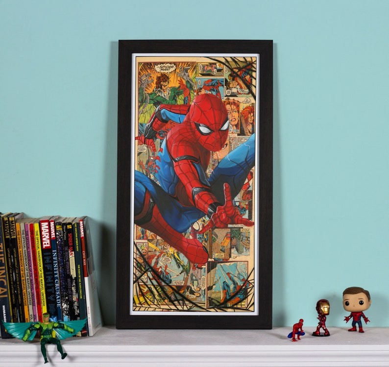 Spider-Man: Homecoming  High quality print image 0