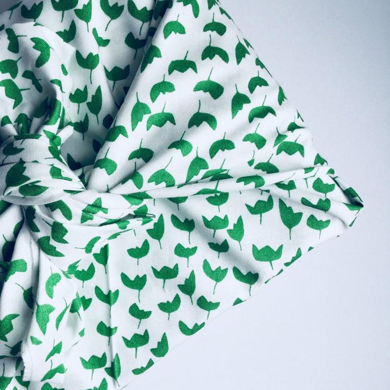 Furoshiki wrapping cloth / Reusable gift wrap  / Carry Kendogi image 0