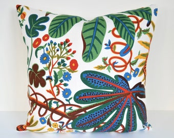 Josef Frank /'window/' Print Cushion Cover