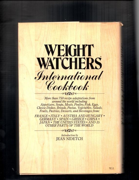 Weight Watchers International Cookbook By Jean Nidetch 1977
