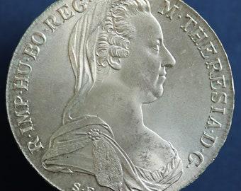 Maria Theresia Coins Etsy