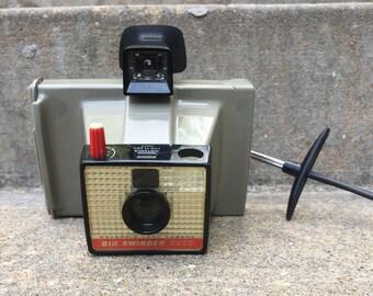 Vintage Polaroid Big Swinger 3000 Camera Photography, 1960s Cameras Kodak