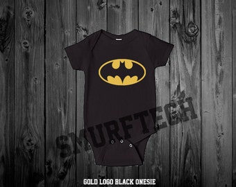 BATMAN Baby/Infant One Piece - SHIPPING INCLUDED