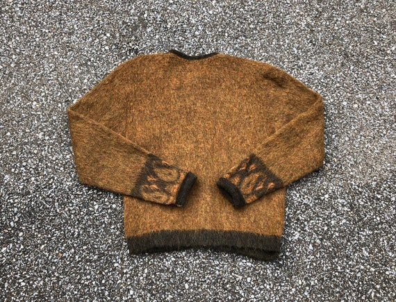1960s Mohair Cardigan 60s Vintage Mohair Sweater - image 2
