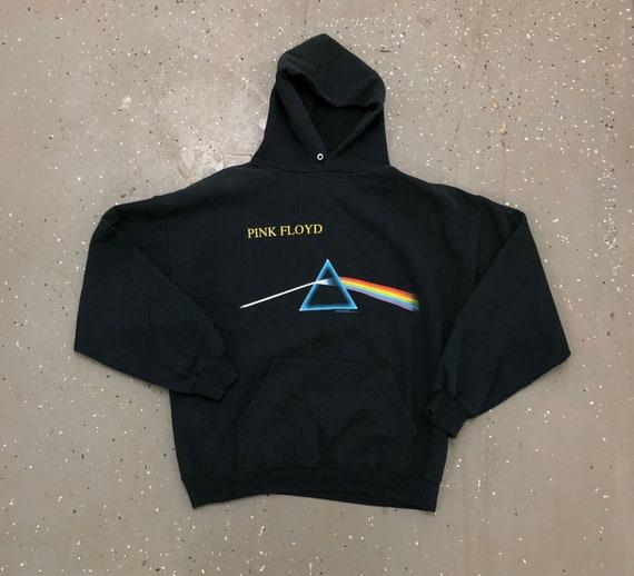 1990s Pink Floyd Dark Side Of The Moon Hoodie 90s