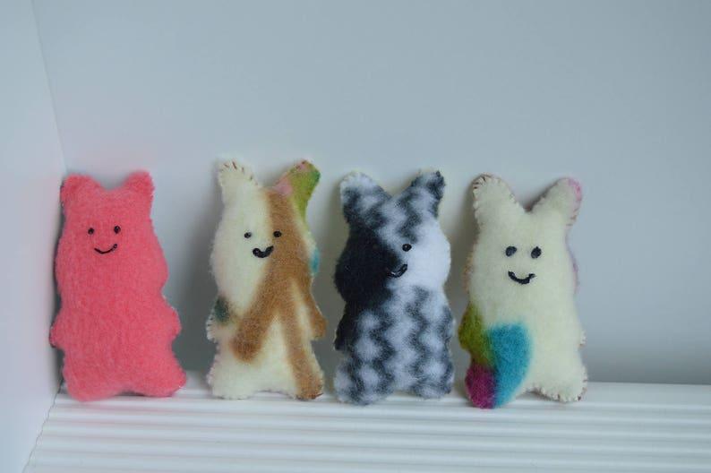 Very durable~ Tiny Bunnies