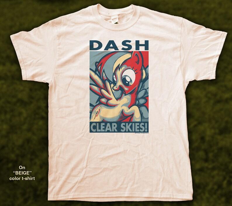 55c24da2b36 DASH HOPE style T-Shirts pre shrunk 100% cotton