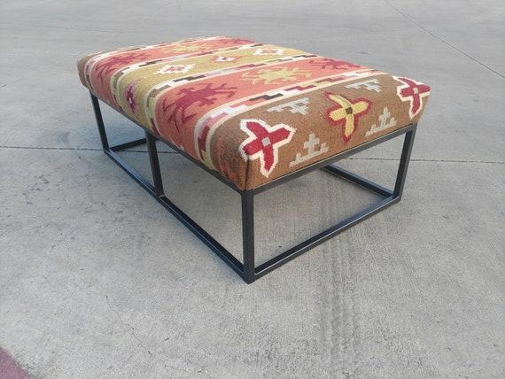 Pleasant Ollie Ottoman Ibusinesslaw Wood Chair Design Ideas Ibusinesslaworg