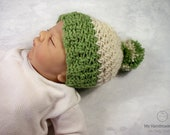 Easy Crochet Pattern Cute Baby Hat Crochet Pattern Unisex Pom Pom Baby Hat Crochet Baby Cap Crochet Pattern The Henry