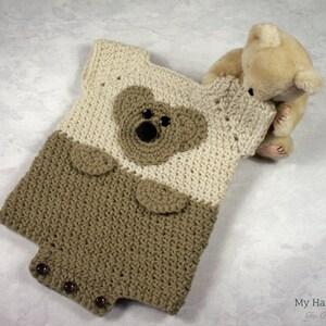 Crochet Patterns Galore - Cutie Elephant Blankie | 300x300