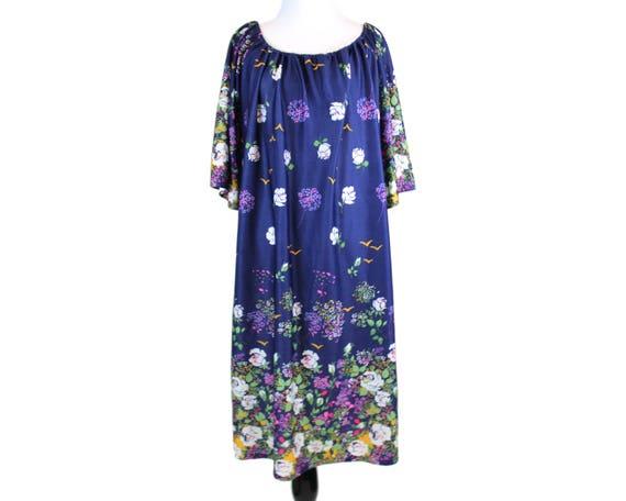 Plus Size Hawiian Dress Boho Dress Plus Size Clothing Etsy