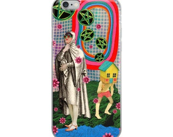 Five of Pentacles- iPhone Case