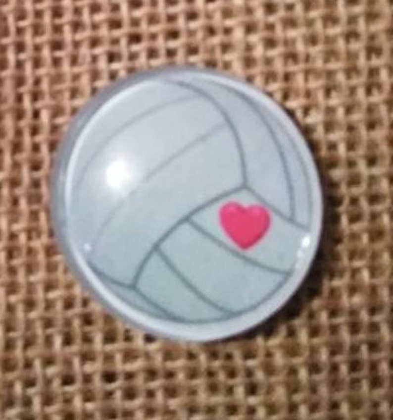 Sports Magnet Birthday Gift Volleyball Magnets Vollyball Lover Gift Vollyball Locker Magnets