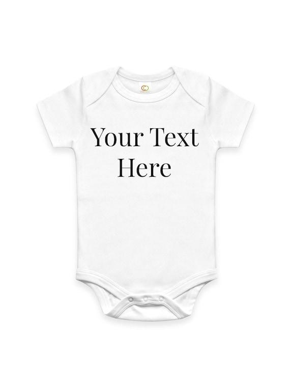 Baby Reveal Pregnancy Announcement Custom Photography Onesie Bodysuit Surprise