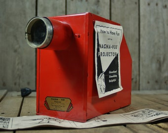 Magnavu Vintage Projector