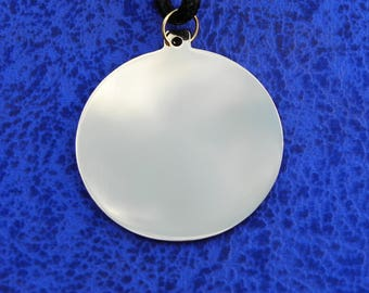 Your drawing on the amulet, Personal Amulet, Custom Image Pendant, Keychain, Amulet according to your layout