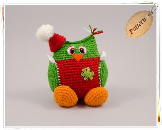 realistic crochet owl | Son's Popkes | 456x570