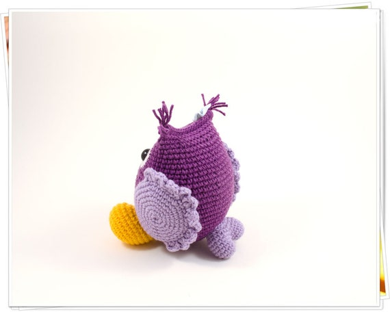 Owl Amigurumi -Free Amigurumi Pattern   Craft Passion   456x570