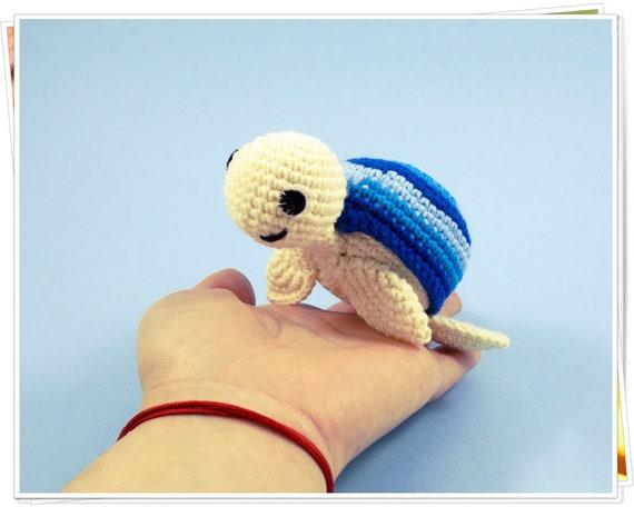 Spring Turtle Amigurumi Free Pattern | Crochet turtle pattern ... | 456x570