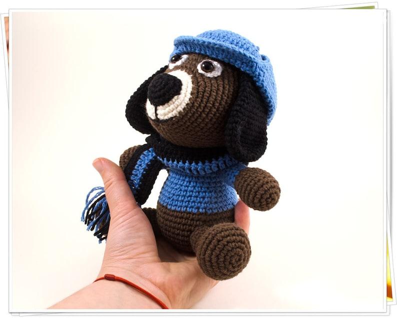11 Amigurumi Dog Crochet Patterns – Cute Puppies - A More Crafty Life   635x794