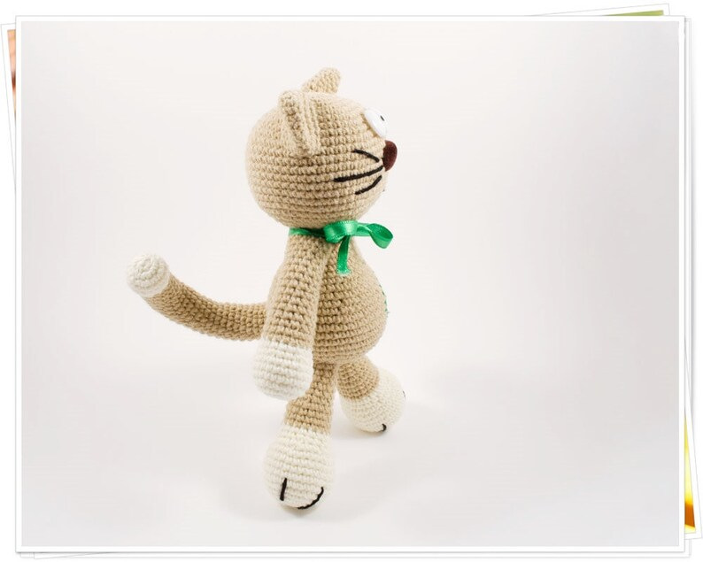 Crochet Cat Patterns Cutest Ideas Tutorials Amigurumi - All ... | 635x794