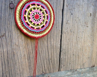 DreamCatcher crochet / Dreamcatcher crochet
