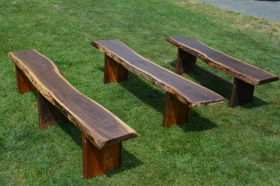 Groovy Reclaimed Wooden Benches Outdoor Garden Benches Live Edge Evergreenethics Interior Chair Design Evergreenethicsorg