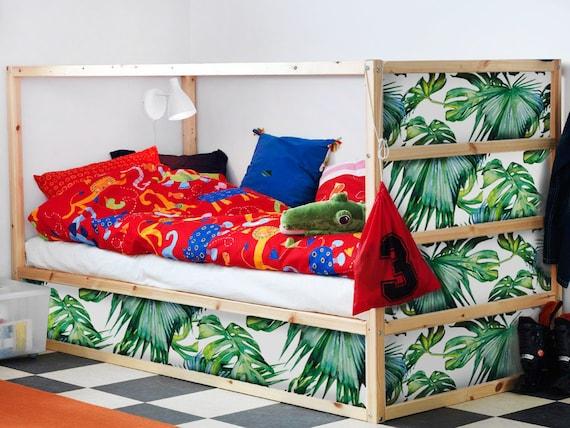 Ikea Kura Bed Decal