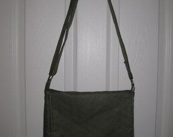 Handmade Computer/Messenger Bag