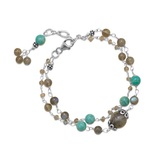 Baila Luna Multistone Bracelet