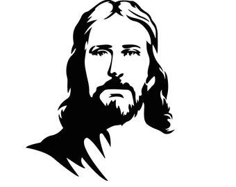 Jesus Christ Svg Etsy