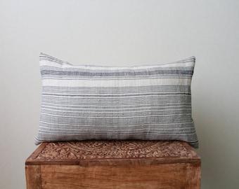 11x18 inch Hmong lumbar pillow cover