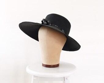 99016e5cf5918 Cherie Black Sun Hat - 21