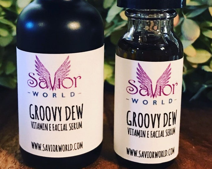 Groovy Dew Facial Serum