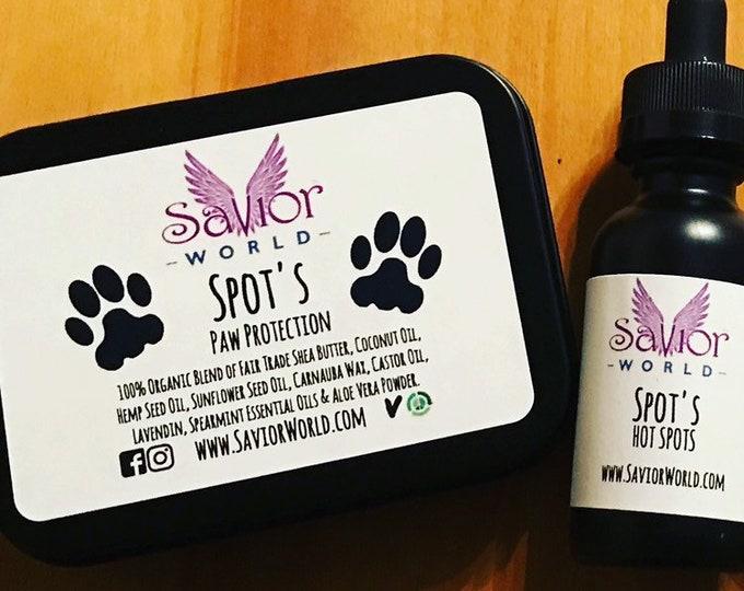 Spot's Paw & Skin Care