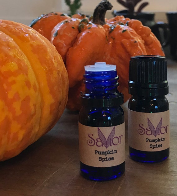 Pumpkin Spice Essential Oil Blend