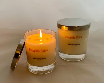 Pumpkin Spice - Soy Wax Candle