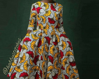 Dupe African dress for women, African clothing